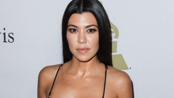 Kourtney Kardashian Gets Hate For Posting Photo Of Kids Sitting On A $122K Car