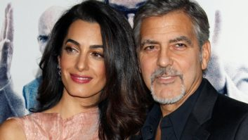 Amal Clooney Rejected Two Of George's Baby Name Ideas
