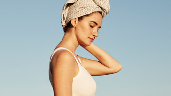 Don't Miss Your Chance To Win An AQUIS Lisse Luxe Hair Towel #SampleSaturday