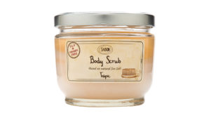 Don't Miss Your Chance To Win A Free Body Scrub From Sabon #SampleSaturday