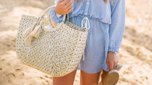 Beach Season Is Almost Here--Better Get Yourself A Cute, New Tote ASAP