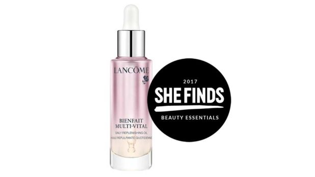 Lancome's Bienfait Multi-Vital Replenishing Oil Is The Perfect Everyday Moisturizer For