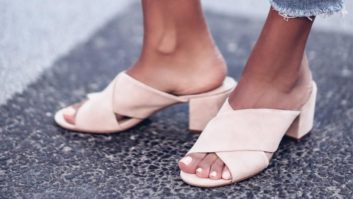 These Are The Best Cross Strap Sandals, So You Can Stop Looking
