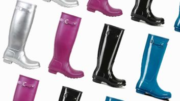 This Is Epic--You Can Get Hunter Rain Boots For Just $45 With Our Exclusive Promo Code!