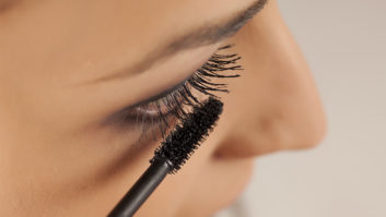 Why Get Lash Extensions When You Can Get The Same Look With Brush On Fiber Lashes From Cherry Blooms?!