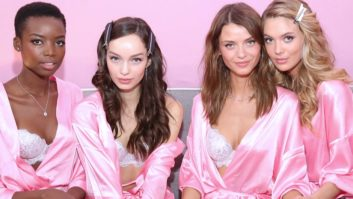 This Is The Facial Moisturizer Victoria's Secret Models Swear By