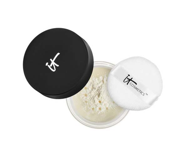 it cosmetics bye bye pores powder